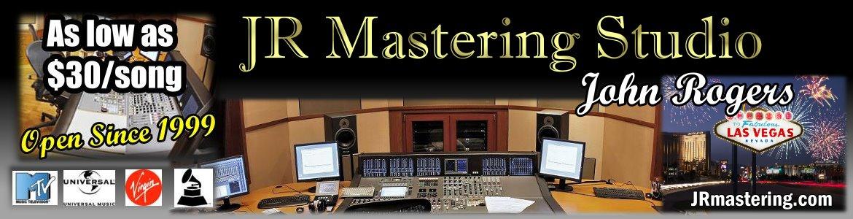 1 CD Mastering Services | Online Music Mastering - JR Mastering